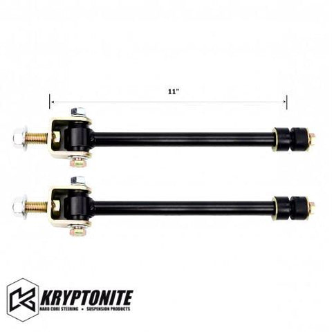 "KRYPTONITE SWAY BAR END LINKS (4""-6"")"