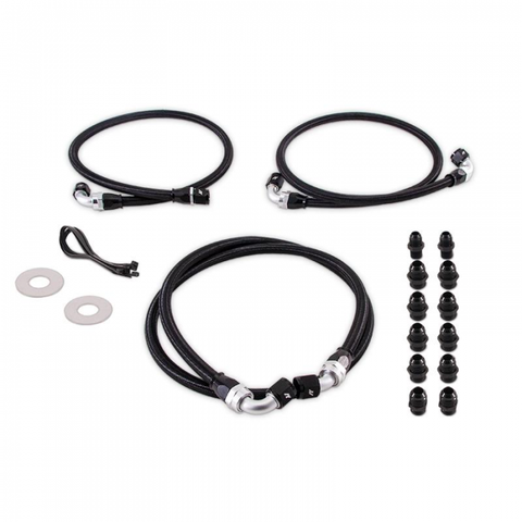 Mishimoto Transmission Cooler Line Kit for LB7 & LLY Duramax 2001-2005