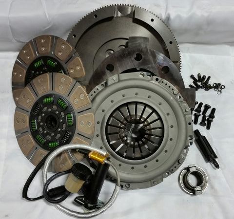 Valair G56 Dual Disc Clutch 2005.5-2018 Cummins