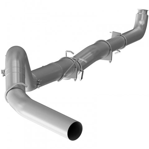 "MBRP 5"" Aluminized Downpipe Back Exhaust - No Muffler LB7, LLY, LBZ Duramax 2001-2007"
