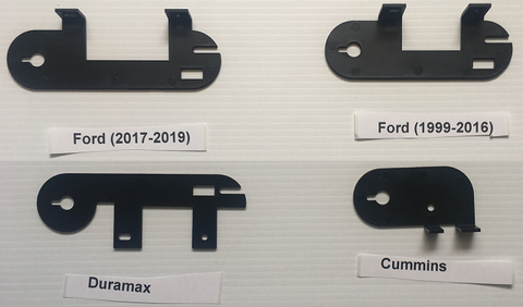 Switch Mounting Brackets