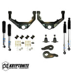 KRYPTONITE STAGE 3 LEVELING KIT WITH BILSTEIN SHOCKS 2001-2010