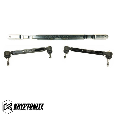 KRYPTONITE SS SERIES CENTER LINK TIE ROD PACKAGE 2011-2020