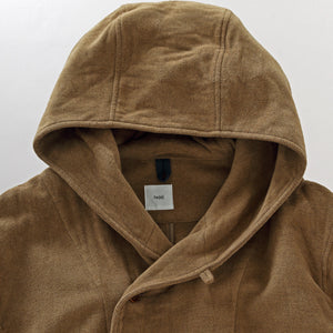 Hooded Easy Coat