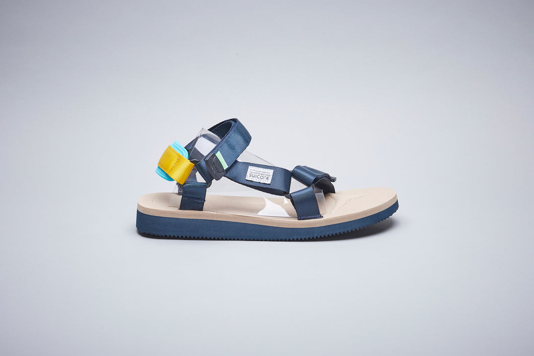 DEPA-Cab - Navy/Tan
