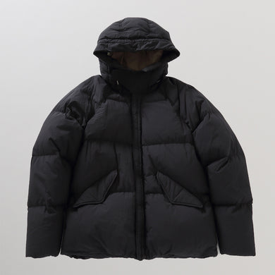 ARCTIC DOWN PARKA GARMENT DYED NYLON RACEL-DOWN FILLING