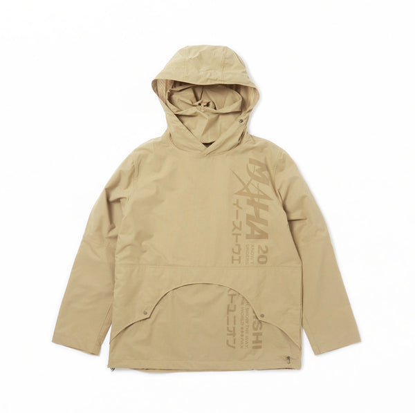 2020RISHI TECH CRACKLE JACKET - Lt.Olive