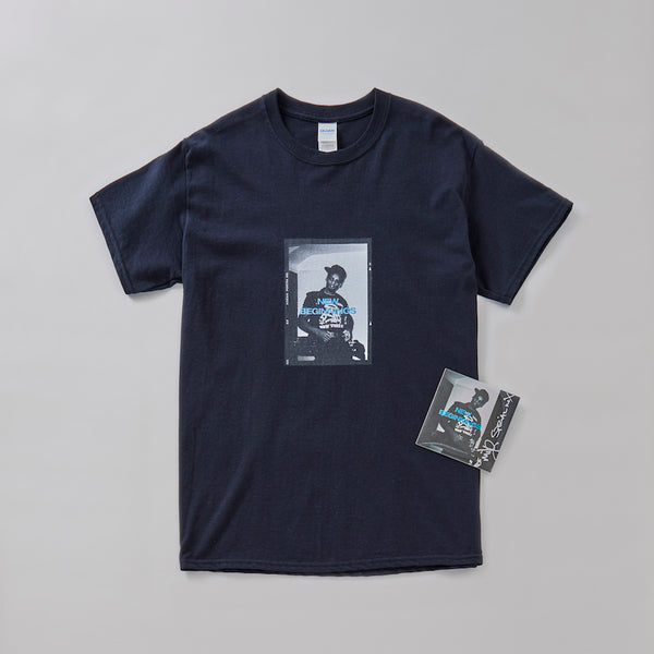 New Beginnings Tee +MixCD by DJ MILO