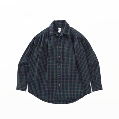 Painter Shirt - Cotton Plaid