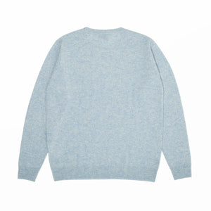 C/N KNIT - Light Blue