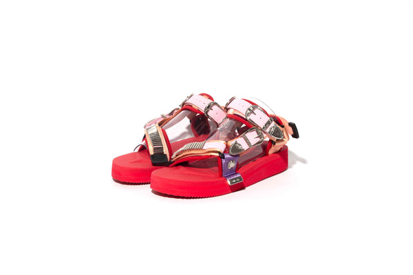 TOGA × SUICOKE  / DEPA-2TOG2 - Red Mix