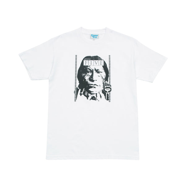 CULT S/S TEE - White