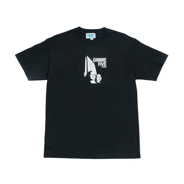 JOKERS S/S TEE - Black
