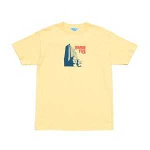 JOKERS S/S TEE - Yellow
