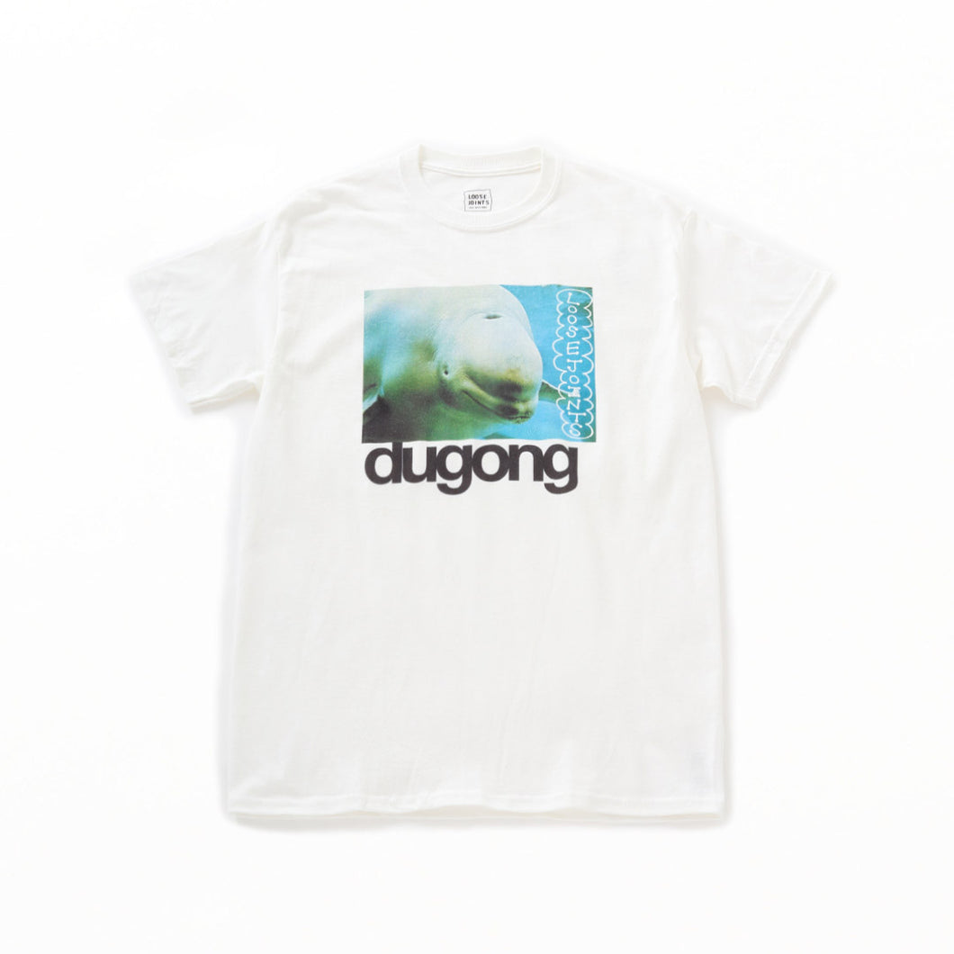BIG BABY DUGONG - White