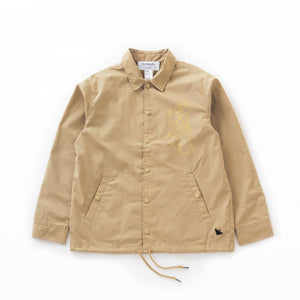COACH JACKET B01 - Beige