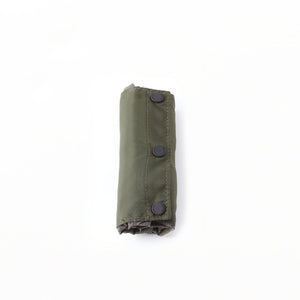 ROLLAWAY SHOPPING BAG - Olive