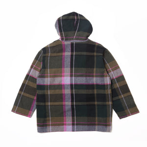 Long Mexican Parka