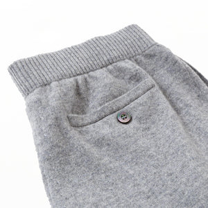 KNIT PANTS - Gray
