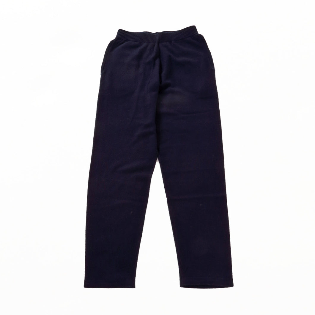KNIT PANTS - Navy
