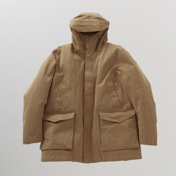 CANON JACKET - Taupe