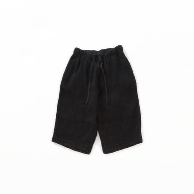 Drawstring Long Shorts