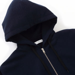 ZIP PARKA - Dark Navy