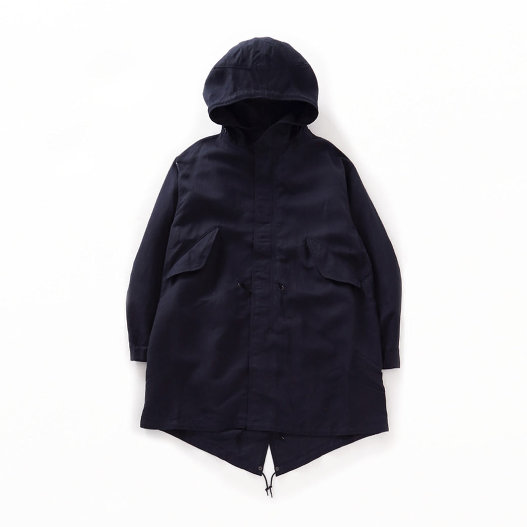 FIELD PARKA - Dark Navy