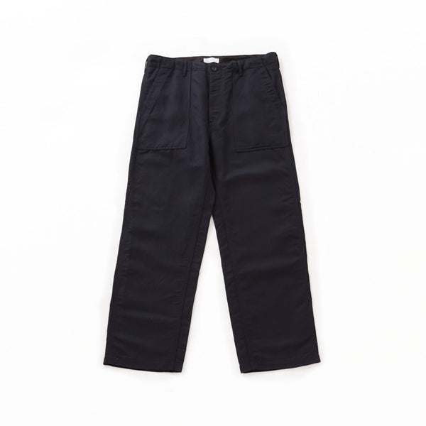 MILITARY FATIGUES STYLE PANTS - Dark Navy