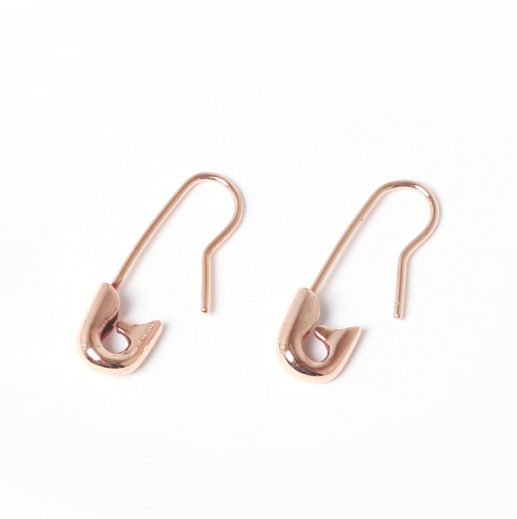 JUDY BLAME SMALL DROPS - 18CT Pink Gold