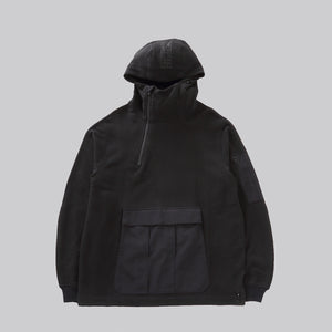 TECH CARGO HOODED SWEAT