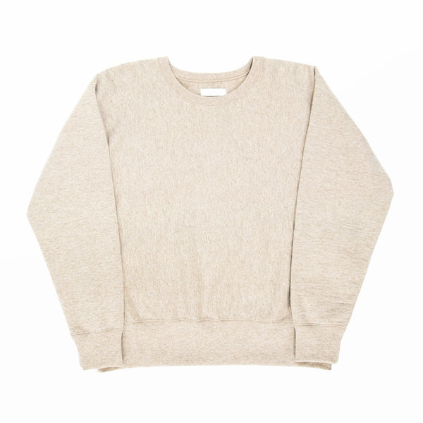 C/N SWEAT - Lt.Beige