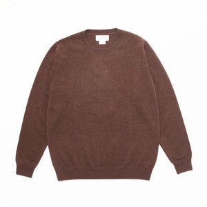 C/N KNIT - Brown
