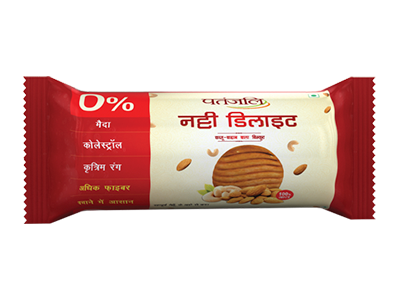 Patanjali Nutty Delite Biscuits