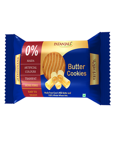 Patanjali Butter Cookies