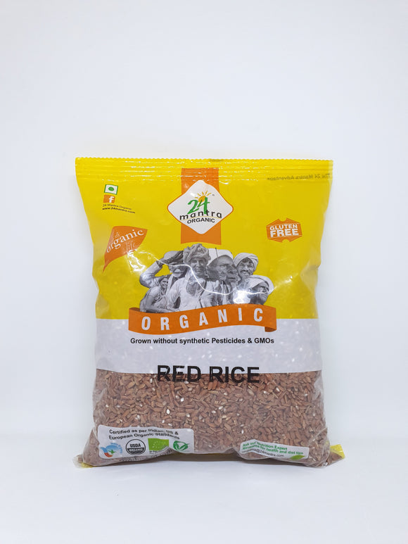 24 Mantra Organic Red Rice