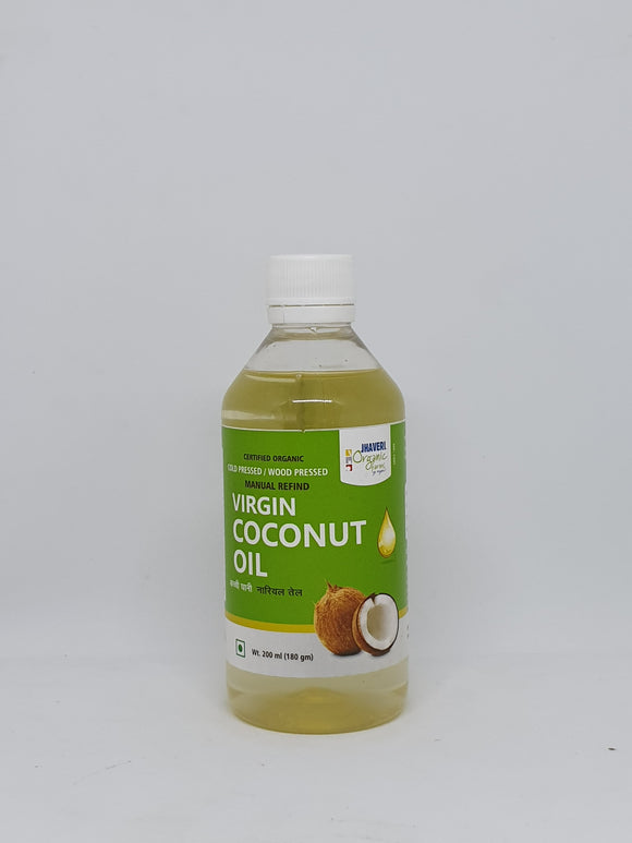 Jhaveri Organic Virgin Coconut Oil