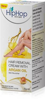 HipHop Hair Removal Cream with Argan Oil Cream