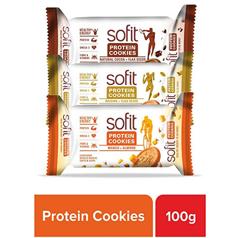 Sofit Protein Cookies