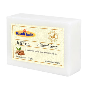 Khadi Almond Soap