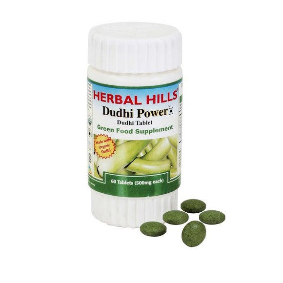 Herbal Hills Dudhi Power Tablets