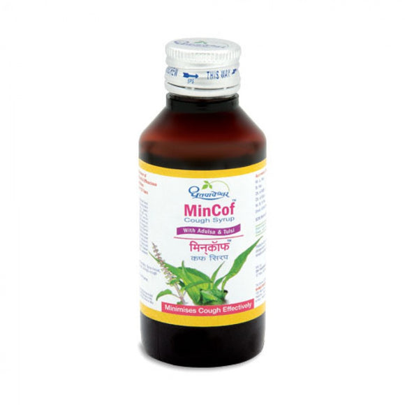 Dhootapapeshwar Mincof Cough Syrup