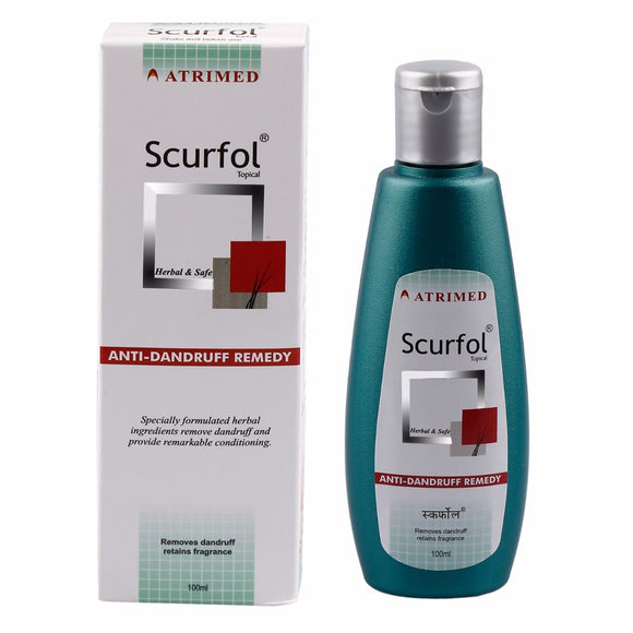 Scurfol Topical Hair Lotion