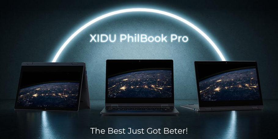 Forestall to Experience: XIDU Unveils its Mysterious New Laptop
