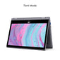 XIDU Laptop PhilBook Pro 11.6'' 2 in 1 Tablet 360 degree flip