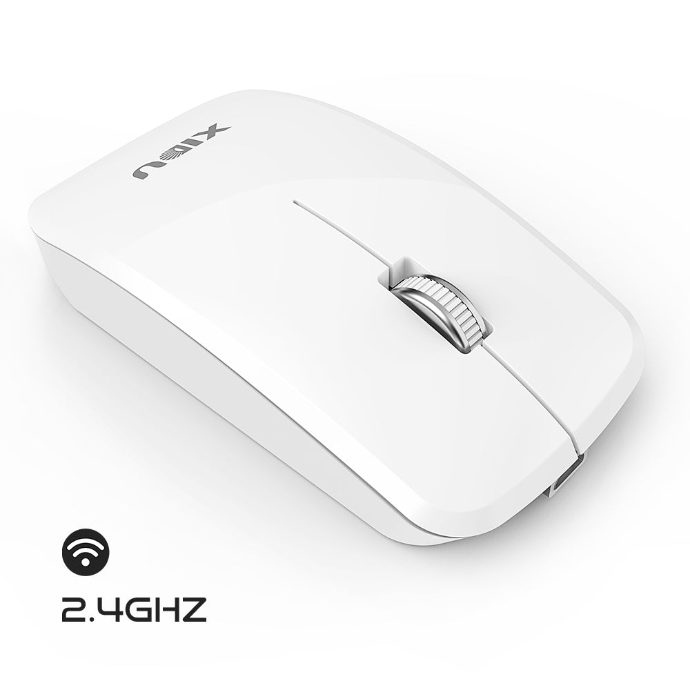 XIDU Rechargeable Wireless Mouse 1000 DPI