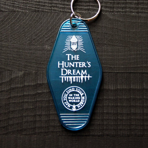 The Hunter's Dream Key Tag