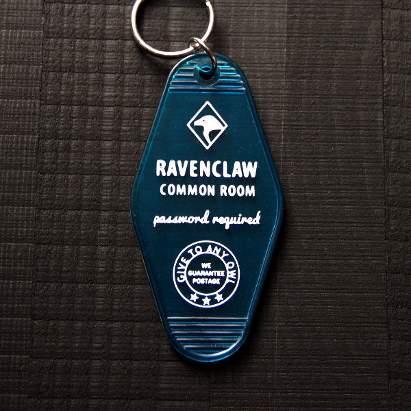 House Common Room Key Tags