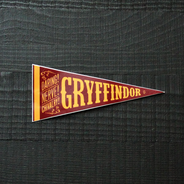House Pride Pennant Sticker