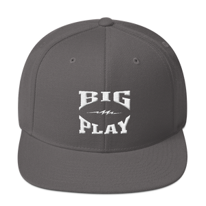 BIGPLAY Snapback Hat